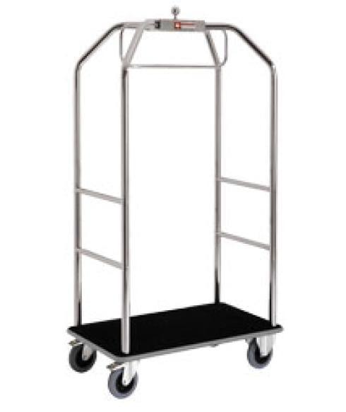 Resepsjonsvogn for bagasje og garderobe 98 6x59xh189 cm for Garderobe 98 cm