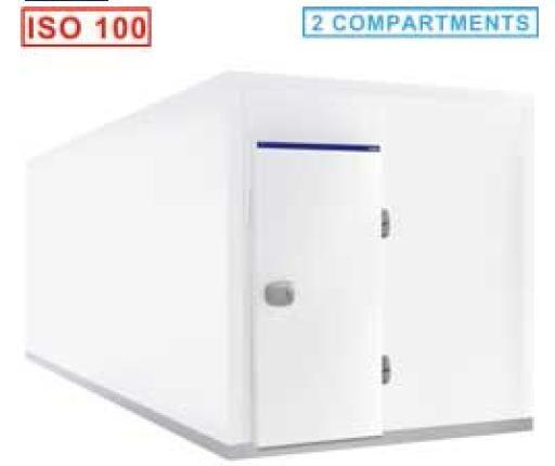 kombinert kj le og fryserom m l 2 34x4 14xh2 5 meter scheie co as. Black Bedroom Furniture Sets. Home Design Ideas